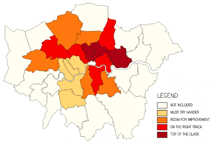 Renters Index Map with legend (april 2015)